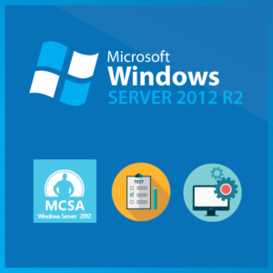 Microsoft Windows Server 2012 MCSA Combi Course  Exam Pack with Live Labs