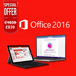 Microsoft Office 2016 Certification Bundle With 5 Exams - £839